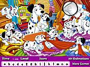101 Dalmatians Hidden Let…