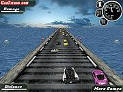 3D LA Supercar