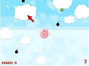 The Flying Piggybank