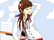 A Beautiful Day Dressup