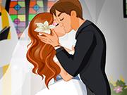A Bride\'s First Kiss