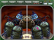 A Bugs Life - Spot the Difference