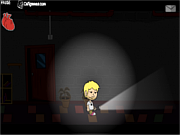 Alan haunted school