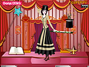 Aleina Magic Girl Dressup