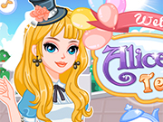Alice\'s Tea Party Girl