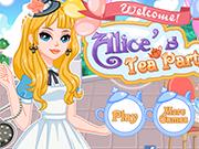 Alice\'s Tea Party
