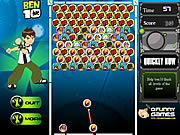 Ben 10 and the Alien Balls