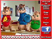 Alvin and the Chipmunks Hidden Letters