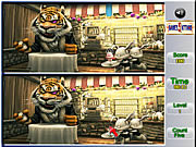Animal Spot the Difference