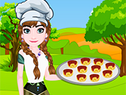 Play Anna Special Cheesy Pizza Pinwheels