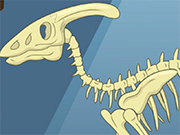 Play Arkeologist Dino Puzzle