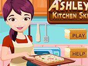 Play Ashley\'s Kitchen Skill