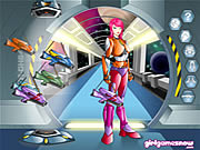 Ashley Spacegirl