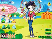 Autumn Amusement Park