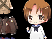 Axis Powers Hetalia Dress Up