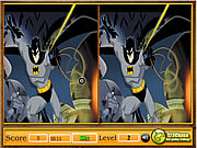 Batman - Spot The Difference