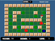 Play Bomber Kid Game