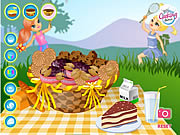 Brownie Picnic