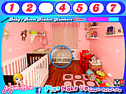 Play Baby\'s Room Hidden Numbers