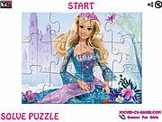 Barbie Princess Jigsaw