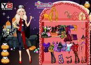 Barbie's Halloween Costumes