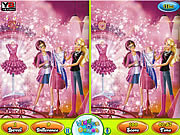 Barbie Spot the Difference