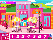 Barbie Street Hidden Letters