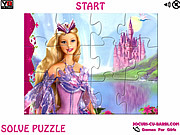 Barbie The Queen Jigsaw