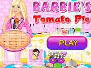 Barbie\'s Tomato Pie