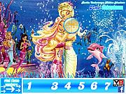 Barbie Underwater Hidden Numbers