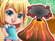 Barbie Volcano Project