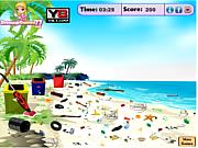 Beach Camp Cleanup
