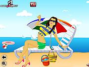 Beach Fashion Dress Up