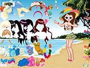 Summer Beach Swimsuits couple