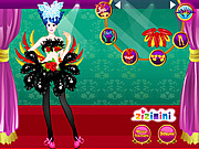 Play Beautiful Carnival Girl