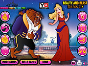 Beauty and The Beast Dres…