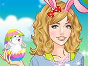 Play Beauty Easter Girl