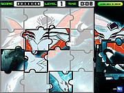 Ben 10 Alien Jigsaw