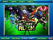 Ben 10 Ultimate Alien Jigsaw