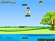 Ben Ten Jumping