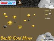 Ben10 Gold Miner