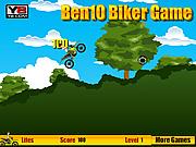 Ben10 Riding The Bike