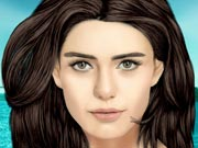 Beren Saat Make Up