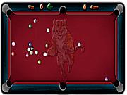 Billiard straight