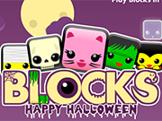 Blocks Happy Halloween