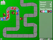 Bloons Tower Defense