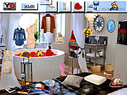 Boutique Room Objects