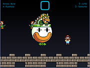 Super Mario World - Bowse…