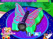 Butterfly Hidden Letters