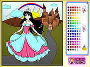 Castle Of Princess Colori…
